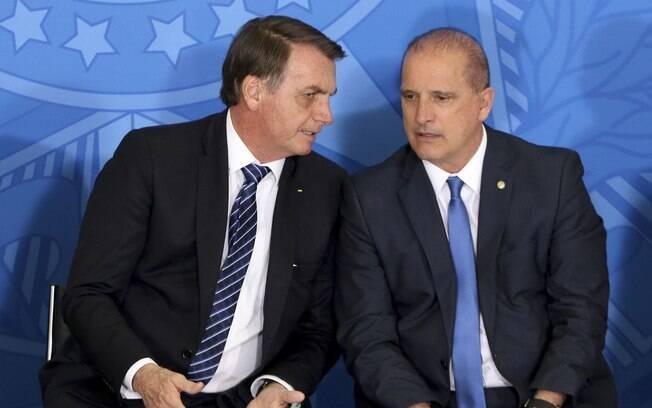 Ministro da Cidadania, Onyx Lorenzoni, fecha acordo com a PGR por caixa dois