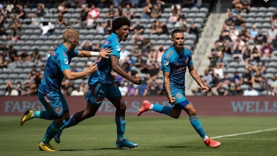 Talles Magno estreia com vitória na MLS