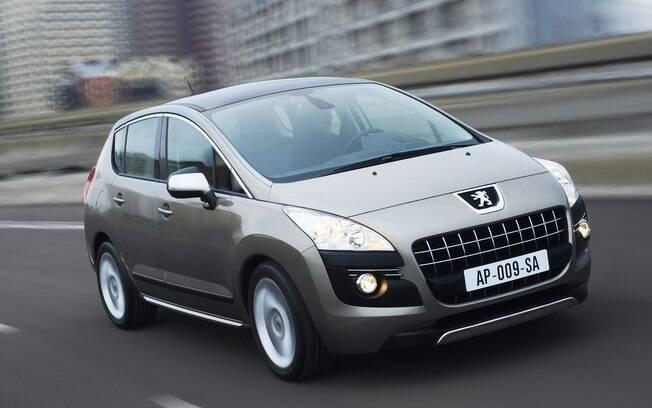 A lista dos SUVs que fracassaram termina com o Peugeot 3008 da primeira geração
