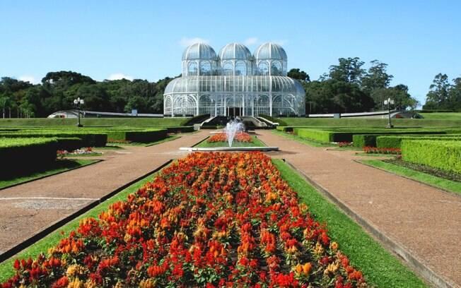 Curitiba está entre os destinos mais baratos nesta temporada