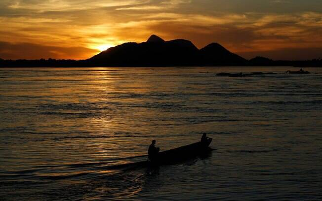 A Serra da Bela Adormecida, em São Miguel da Cachoeira, abre a lista de lugares para viajar no Brasil a dois