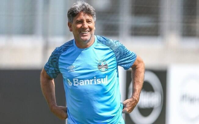 Renato Gaúcho não concorda com desabafo de Lisca