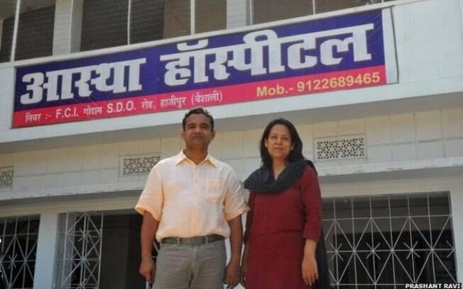 Varma e Shekhar pretendem construir novo hospital de 100 leitos para pobres em Bihar