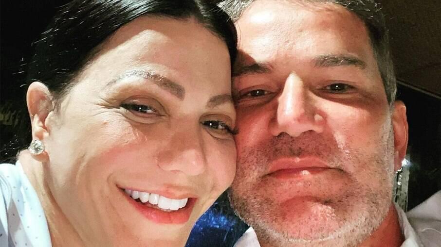 Márcio Poncio confirma reconciliação com Simone Poncio