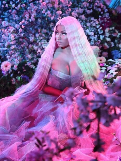Nicki Minaj conquista Brit Awards