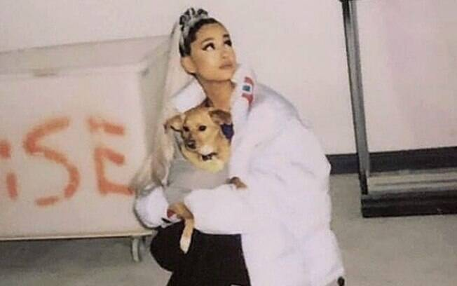 Ariana Grande e Toulouse