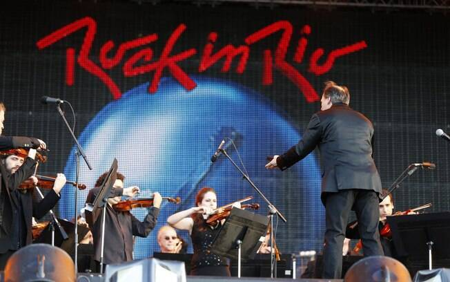 Rock In Rio Orquestra Mistura Beethoven Legi O Urbana E Rita Lee
