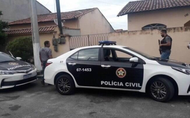 Policiais realizam 80 mandados de busca e apreensão no estado do Rio nesta quarta-feira