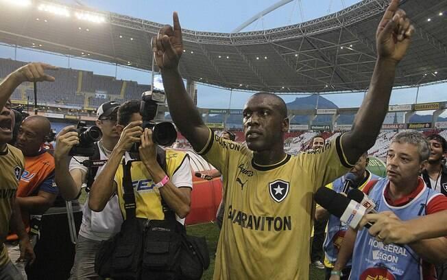 Seedorf, Botafogo - R$ 63 milhões