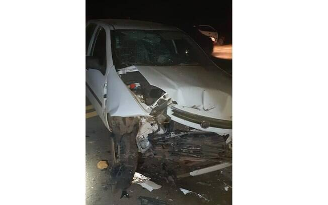 Acidente ocorreu na cidade de Amparo