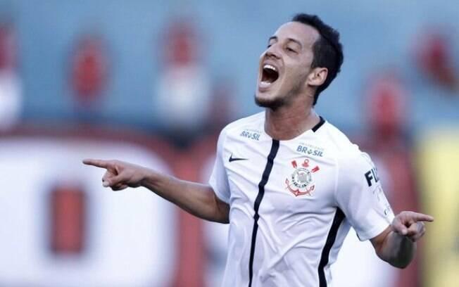 Rodriguinho é o novo reforço do Cruzeiro