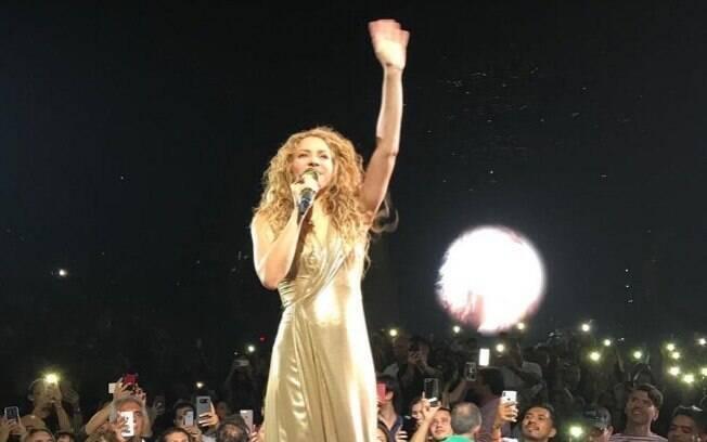 Shows de Shakira, Camila Cabello e Franz Ferdinand agitam cenário musical brasileiro