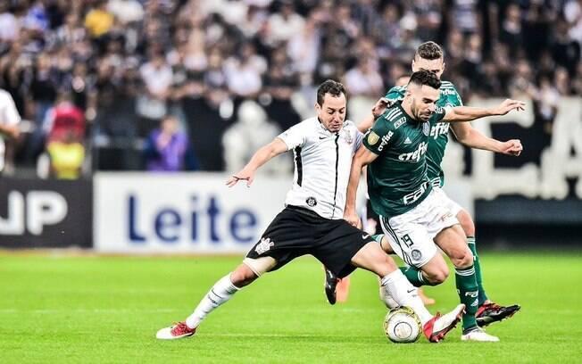 Corinthians e Palmeiras fazem clássico neste sábado (02) as 17h no Allianz Parque