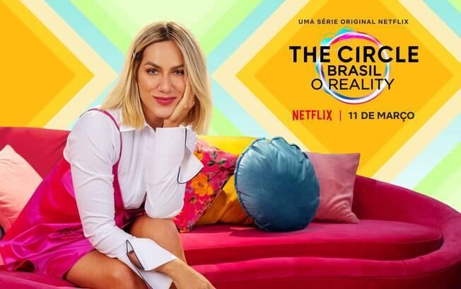 The Circle, com Giovanna Ewbank