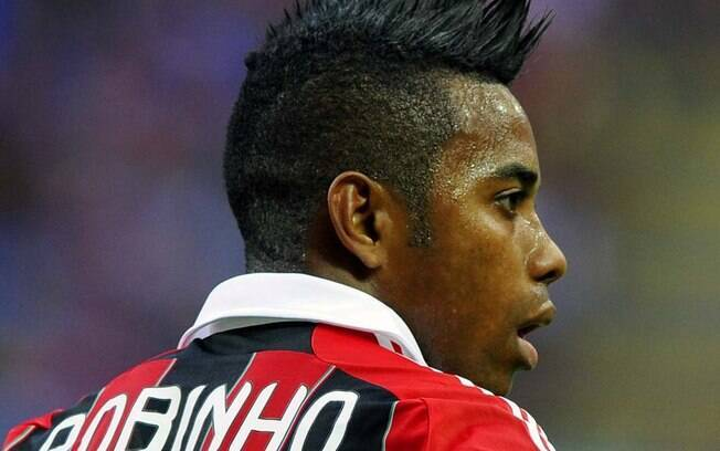 Robinho, Milan - R$ 108,5 milhões