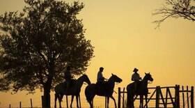Pampas gaúchos trazem turismo para toda a família