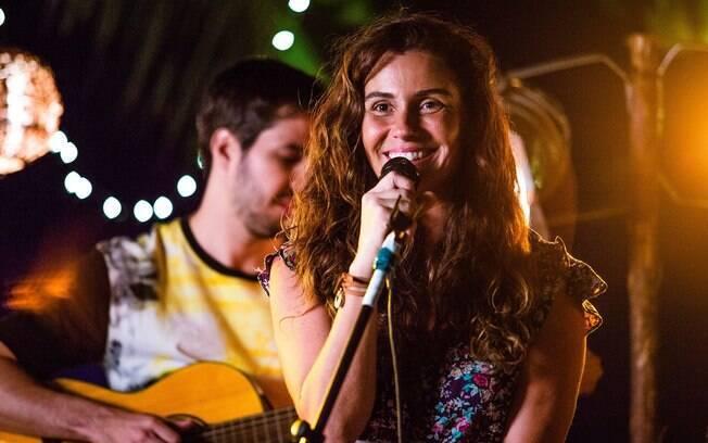 Giovanna Antonelli ainda não se encontrou como Luzia, e não convenceu como cantora