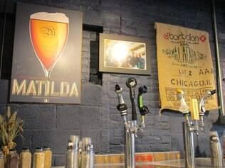 Novo mundo. Brewpub da popular cervejaria Goose Island, em Chicago