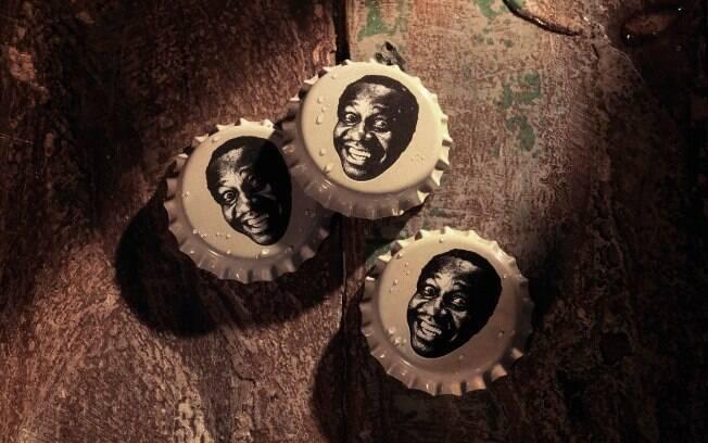 Tampinha da cerveja terá o rosto do comediante Mussum