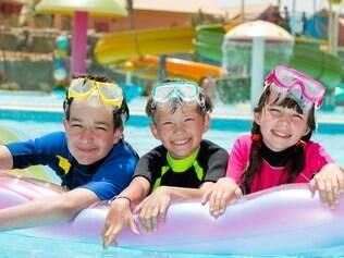 Aproveite feriados para mudar a rotina e viajar com as crianças