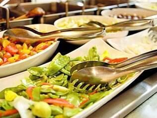 Comida a quilo teve aumento de 2,55% de maio para setembro