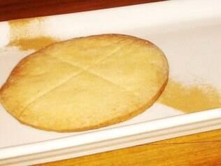 Soul cake leva o desenho de uma cruz e cada um, ao ser comido, representaria uma alma a ser libertada do Purgatório