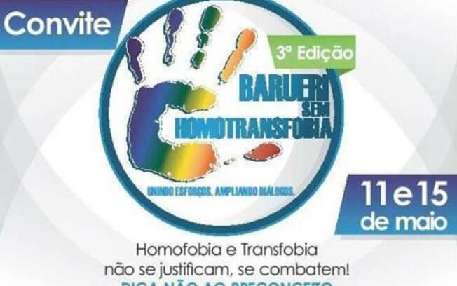'Barueri sem homotransfobia'