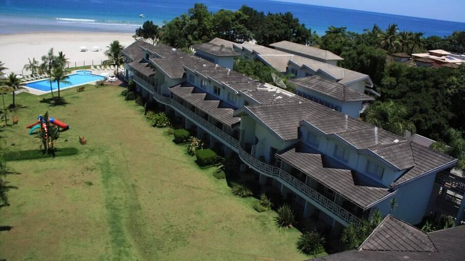 Em São Sebastião não faltam opções de hotéis e pousadas com vistas privilegiadas para a natureza