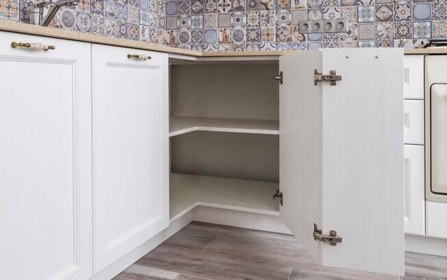 Quer aproveitar melhor os centímetros disponíveis em cada espaço da casa? Escolha e opte pelos armários planejados