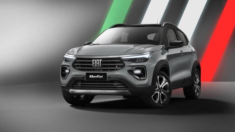 SUV da Fiat segue o estilo que fez sucesso no Brasil com a picape Toro, o que inclui flletes de LED no lugar dos faróis
