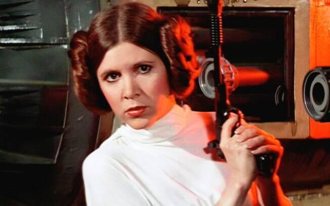 Petição online pede para que a princesa Leia, de