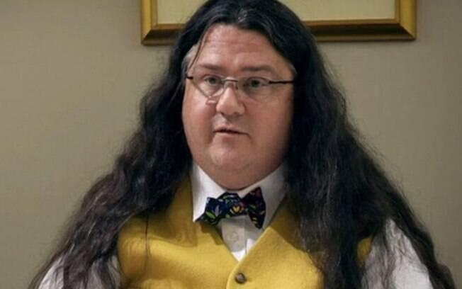 Alan Blacker, de 45 anos, compareceu a uma das etapas do julgamento vestido de Harry Potter e irritou o tribunal