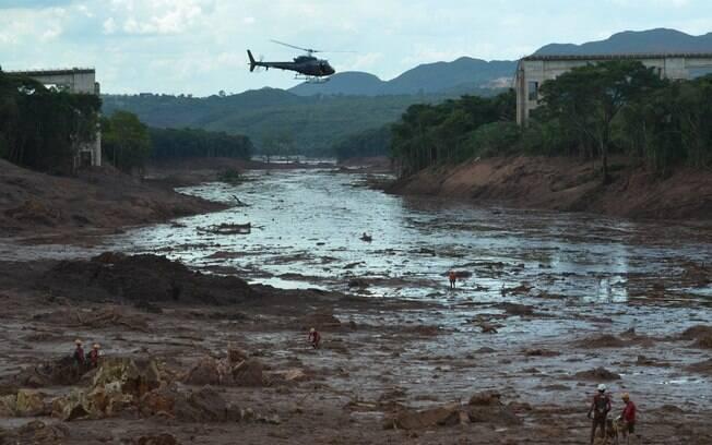 Buscas por vítimas da tragédia em Brumadinho acontecem ininterruptamente há mais de dois meses