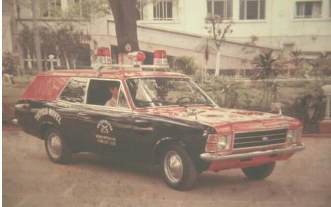 Rádio Patrulha da Polícia Militar