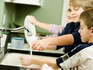 Incentivar a participação das crianças desde cedo é essencial
