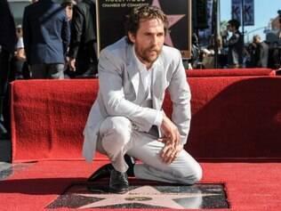 McConaughey dominou a última temporada de prêmios por sua interpretação em