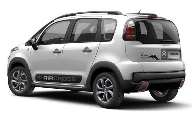 Citroën Aircross deixará ser ser oferecido com motor 1.5, que não existe mais no C3 hatch