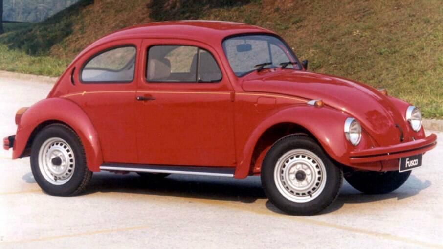 Volkswagen Fusca foi