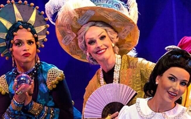 'Bibi, uma vida em musical