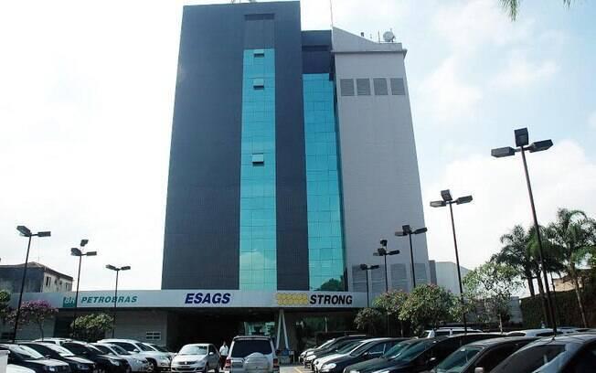 Escola Superior de Administração e Gestão da Baixada Santista (ESAGS Strong), em Santos (SP). Foto: Divulgação/Esags