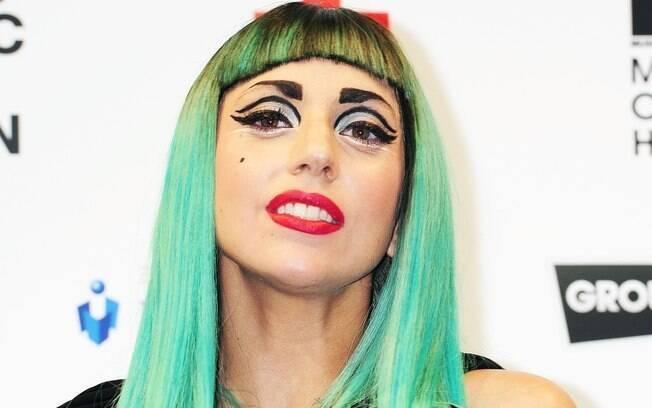 Lady Gaga: agora também na TV