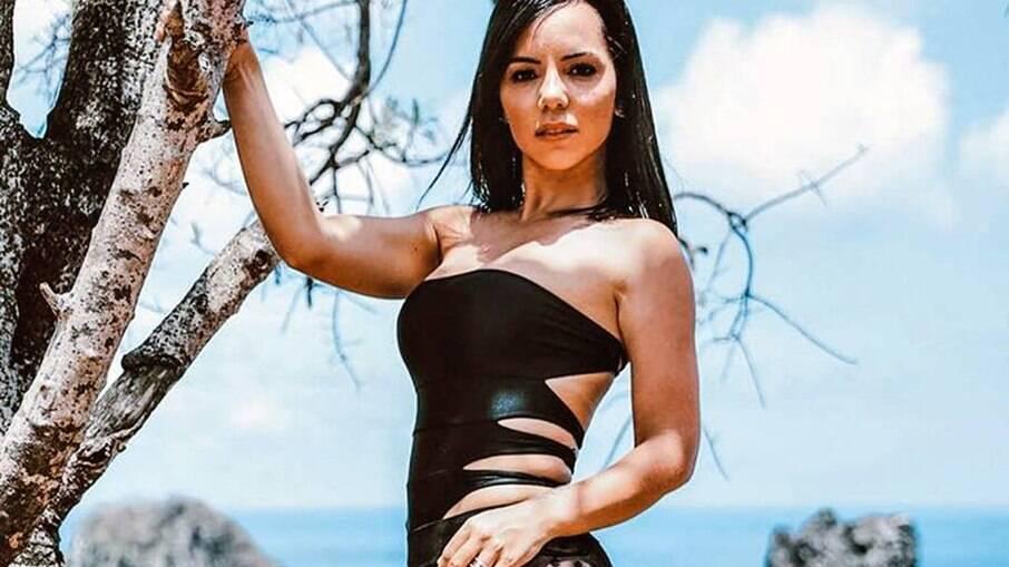 Monique Elias, ex-primeira dama da Embelleze