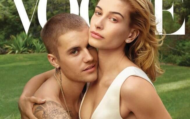 Justin e Hailey Bieber escolheram não fazer sexo antes do casamento por motivos religiosos e causaram muita polêmica