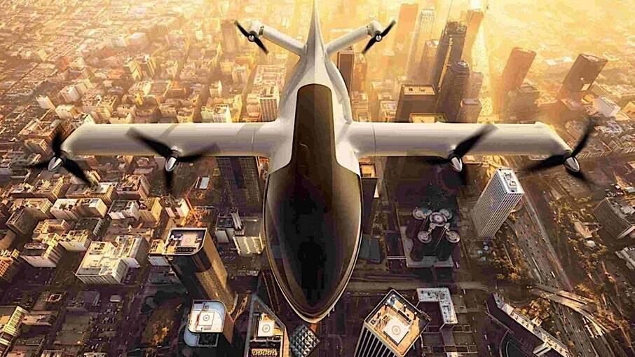 Denso e Honeywell farão veículo elétrico voador cujo protótipo deverá ser mostrado no ano que vem