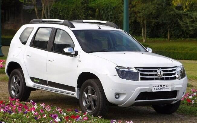 Para quem quer um SUV com bastante espaço, o Renault Duster pode ser bem atraente.