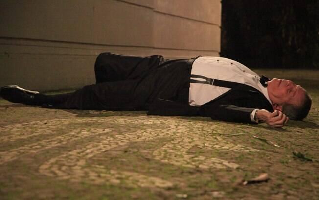 Salomão Hayalla (Daniel Filho), morto em