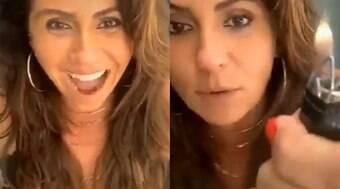 Giovanna Antonelli viraliza ao dar dicas de prevenção ao novo coronavírus