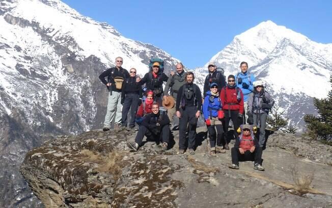 Por ser a montanha mais alta do mundo, o Monte Everest garante aventura aos turistas