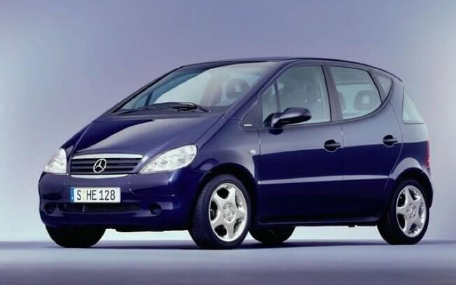 Mercedes-Benz Classe A entra para a lista dos menores carros pela proposta compacta e econômica