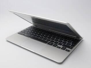 Samsung Chromebook tem memória SSD de 16 GB